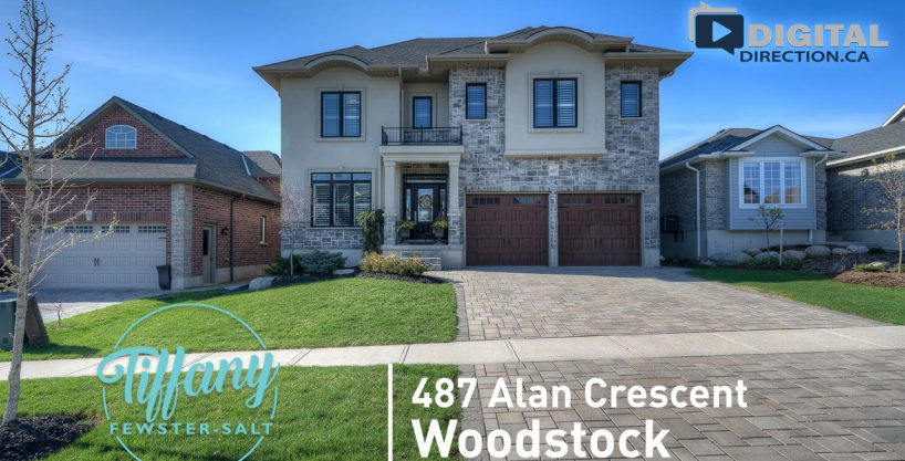 487 Alan Crescent, Woodstock, ON