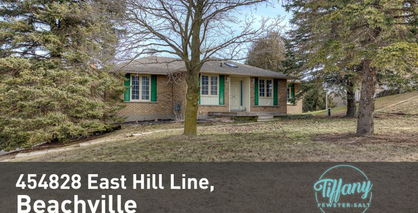 454828 East Hill Line, Beachville, ON