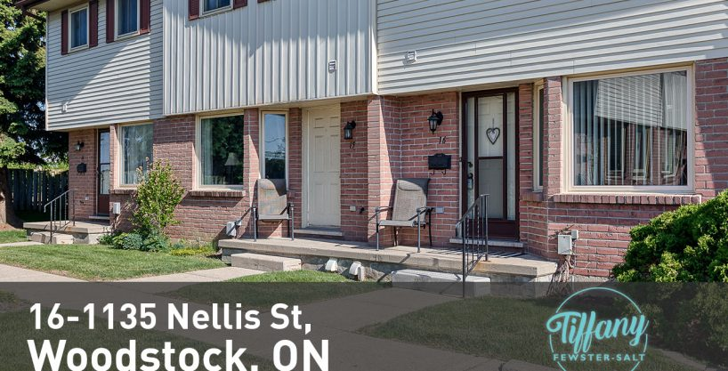 1135 Nellis Street #16, Woodstock, ON
